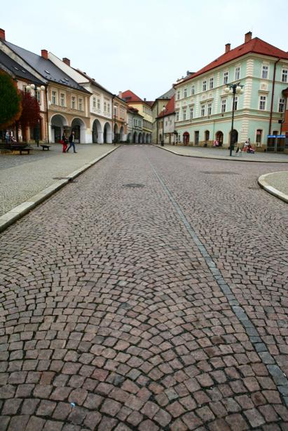 Фотообои Чехия улица (city-0000637)