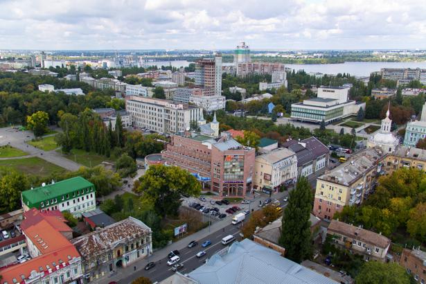 Фотообои город Днепропетровск (city-0000948)
