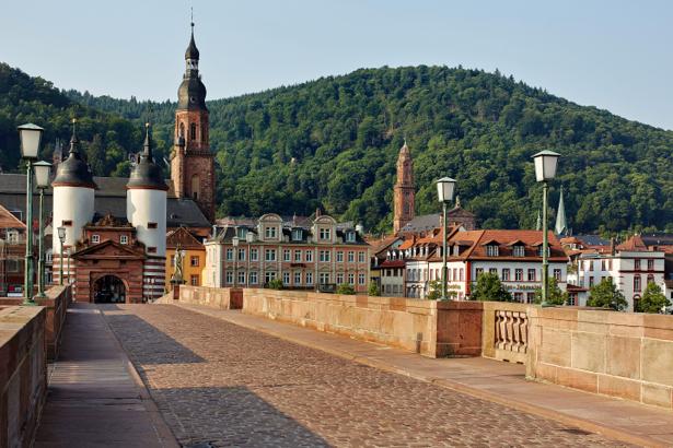 Фотообои Германия европейский замок (city-0000976)