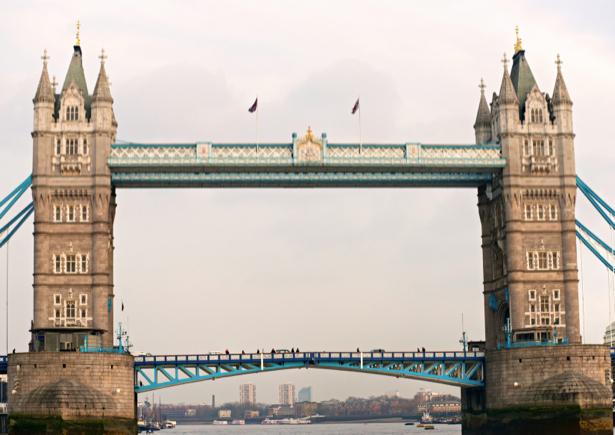 Фотообои Тауэрский мост Англия (city-0001038)