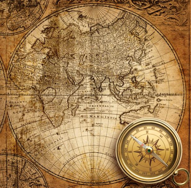 география, карты, старая карта (map-0000009)