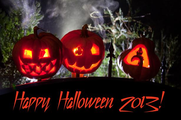Фотообои Хэллоуин Halloween (printmaking-0000075)