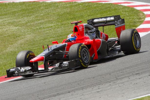 Фотообои машины Формула 1 (transport-282)