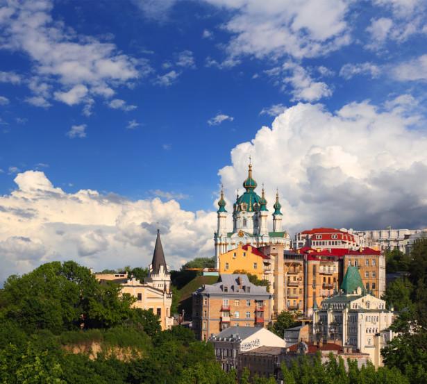Фотообои Андреевский спуск (ukr-36)
