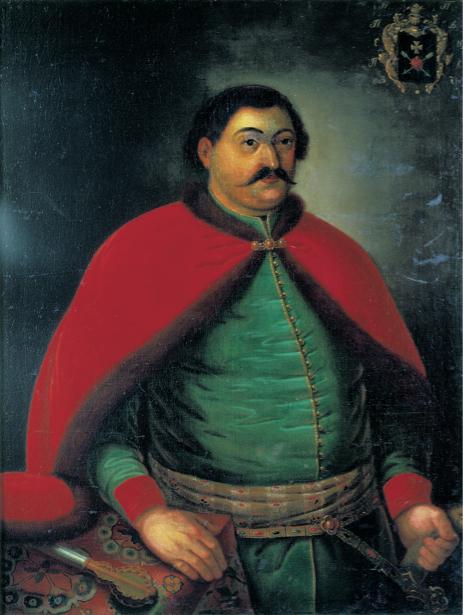 Павел Леонтьевич Полуботок - гетман Войска Запорожского (ukraine-0011)
