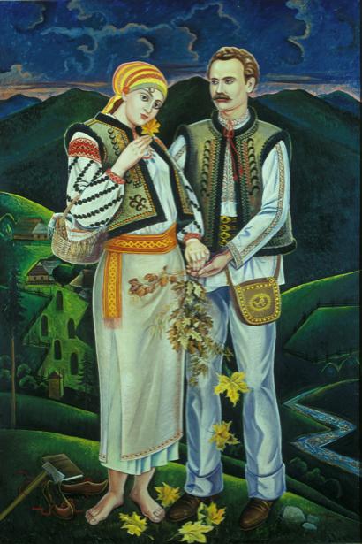 Франко и украинкка (ukraine-0208)