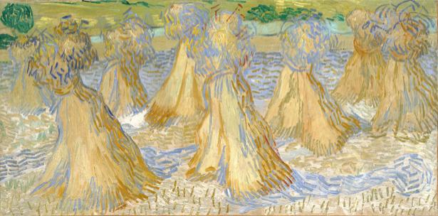 Ван Гог пейзаж (art-0000252)