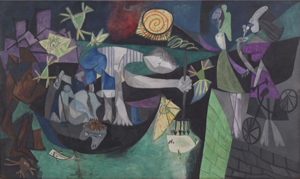 Пикассо, кубизм, сюрреализм (art-0000579)