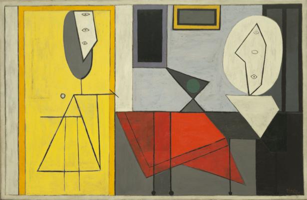 Пикассо, кубизм, сюрреализм (art-0000592)
