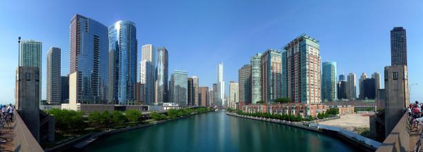 Фотообои современный бизнес-центр (city-0000074)