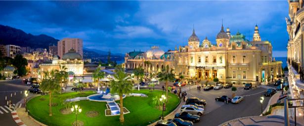 Фотообои Монако, Монте-Карло, Княжество (city-0000082)