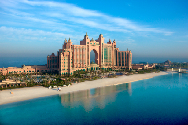 Фотообои Отель Атлантис, Дубаи (city-0000108)