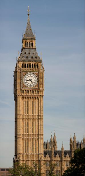 Фотообои Англия, Лондон, парламент, Биг Бен (city-0000182)