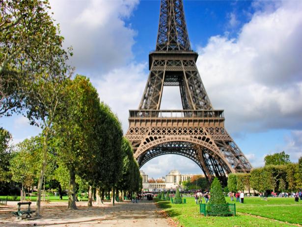 Фотообои Эйфелева башня, Франция (city-0000263)