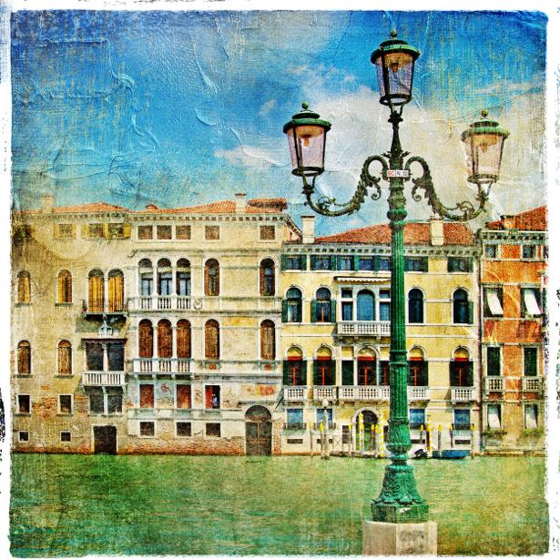 Фотообои Венеция площадь Святого Марка (city-0000380)
