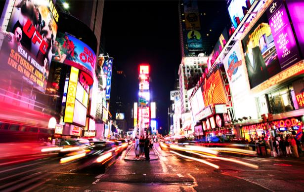 Фотообои Нью-Йорк Америка такси (city-0000604)