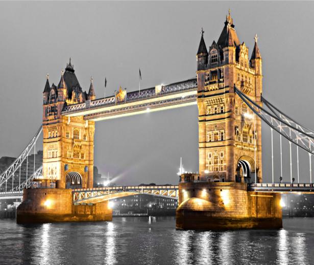 Фотообои тауэрский мост (city-0001039)