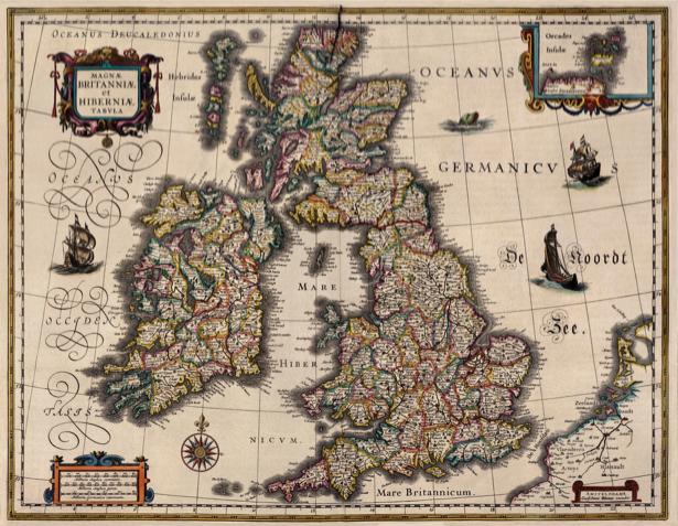 атлас, география, карты, старая карта (map-0000109)