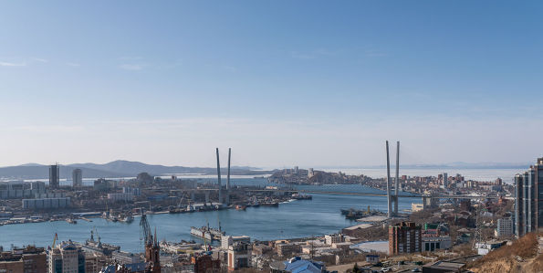 Фотообои Владивосток (panorama-78)