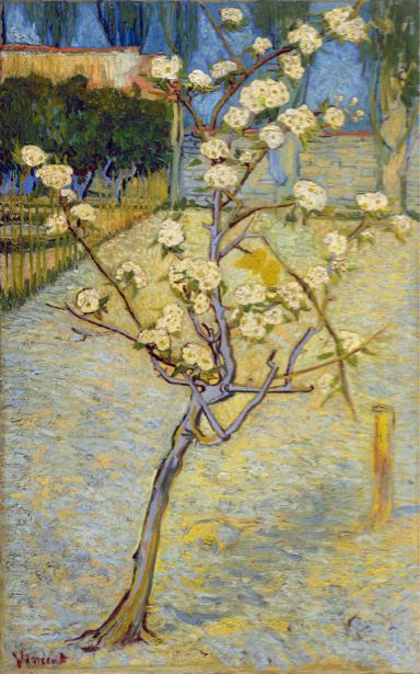 Ван Гог пейзаж (art-0000235)