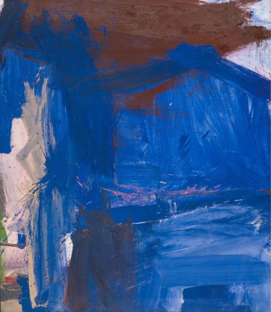 Виллем де Кунинг, экспрессионизм (art-0000660)