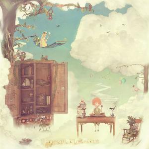 фотообои для детской комнаты девочки (child-437)