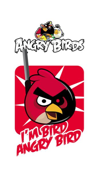 Фотообои Angry birds Злые птицы (children-0000155)