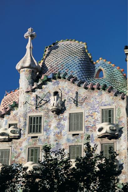 Фотообои Эшампле, Барселона, Испания (city-0000040)