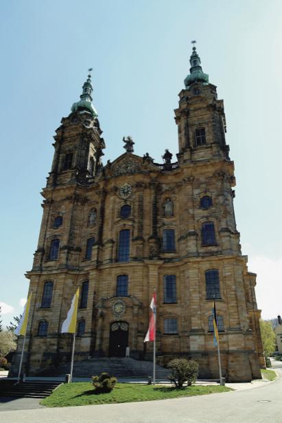 Фотообои Церковь Бавария Германия (city-0000079)