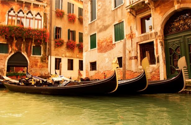 Фотообои Венеция город гондола (city-0000102)