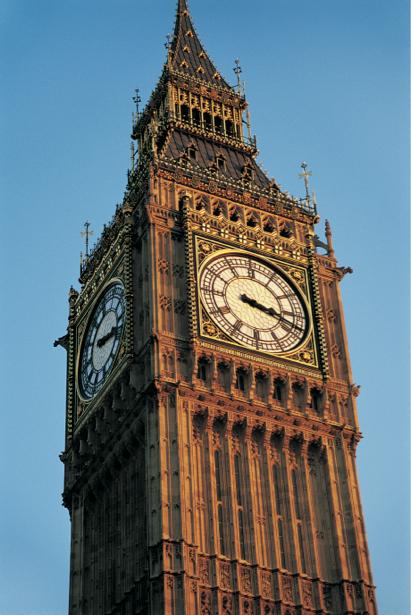 Фотообои Англия, Лондон, парламент, Биг Бен (city-0000207)
