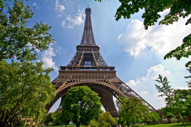 Фотообои Эйфелева башня, Франция (city-0000229)