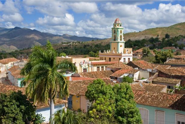 Фотообои остров Куба (city-0000288)