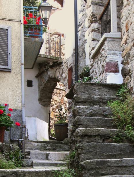 Фотообои европейские улицы (city-0000705)