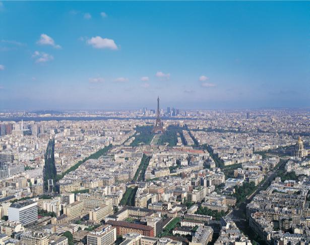 Фотообои фото Эйфелева башня (city-0000977)
