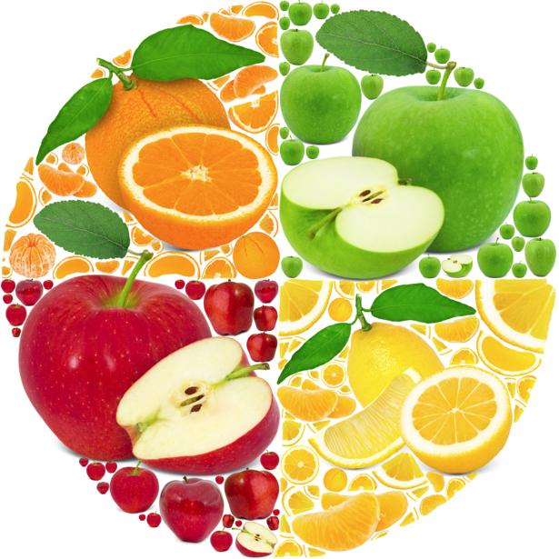 Фотообои для кухни фруктовое ассорти (food-0000236)