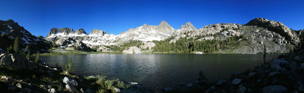 Фотообои природные пейзажи озеро (nature-00150)