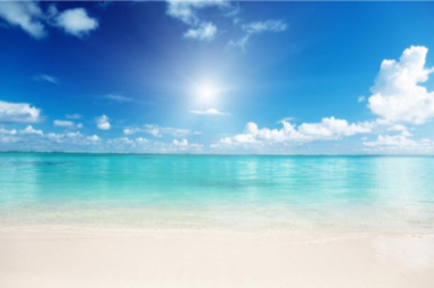 Фотообои чистое морское утро (sea-0000124)