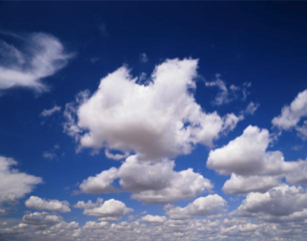Фотообои природа небо с облаками (sky-0000016)