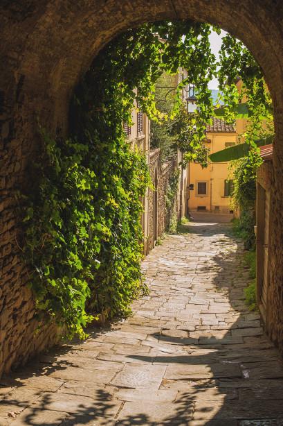 Фотообои Тосканский город (sp5)