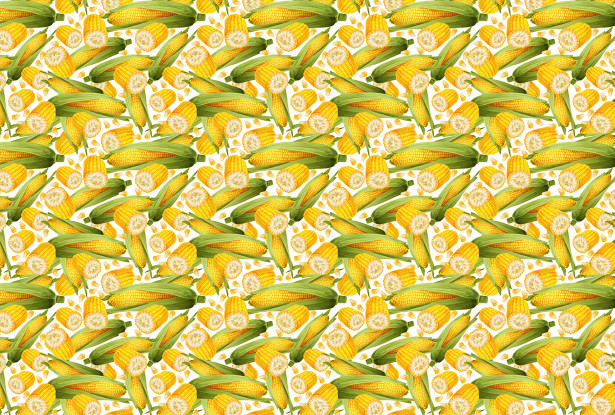 Скатерть Кукуруза (0161)