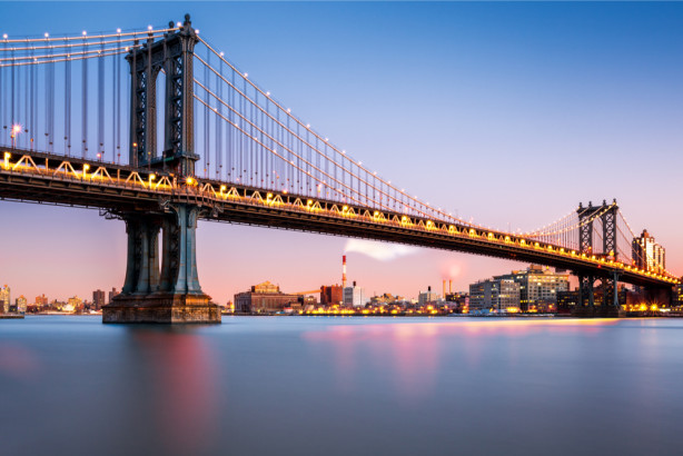 фото манхэттенский мост