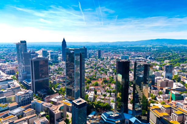 Фотообои Германия, Франкфурт-на-Майне (city-0000026)