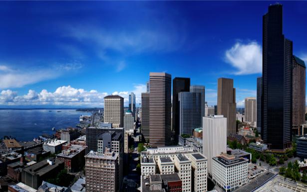 Фотообои небоскребы, США (city-0000219)