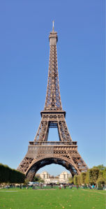 Фотообои Эйфелевая башня (city-0000525)