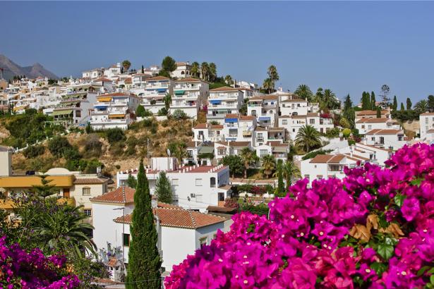 Фотообои южное побережье Испании (city-0000720)