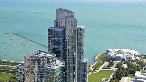 Фотообои Чикаго Америка (city-0000807)
