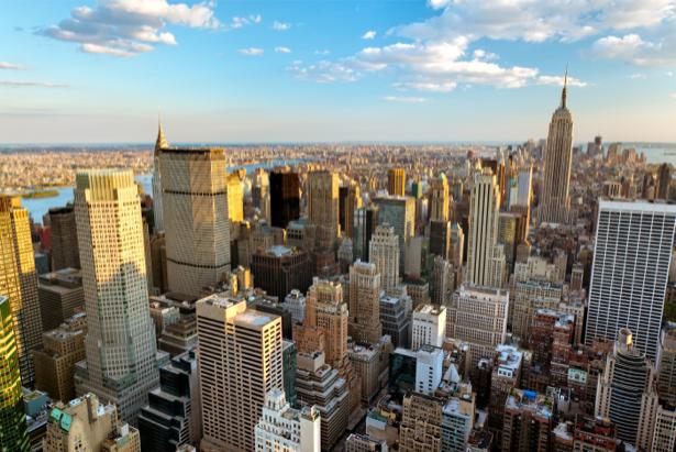 Фотообои Америка Штаты небоскребы (city-0000825)