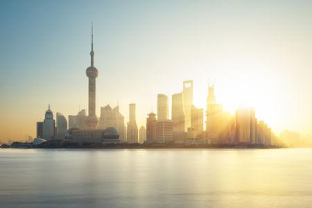 Фотообои Аэропорт Шанхай Пудун Китай (city-0001307)