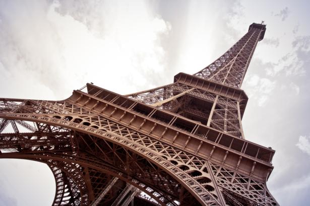 Эйфелева башня Фотообои (city-0001370)